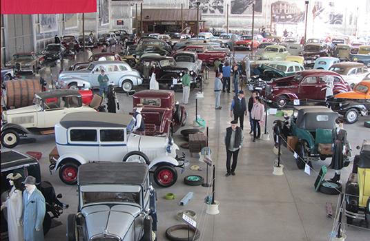 Convenio Museo Autos Antiguos