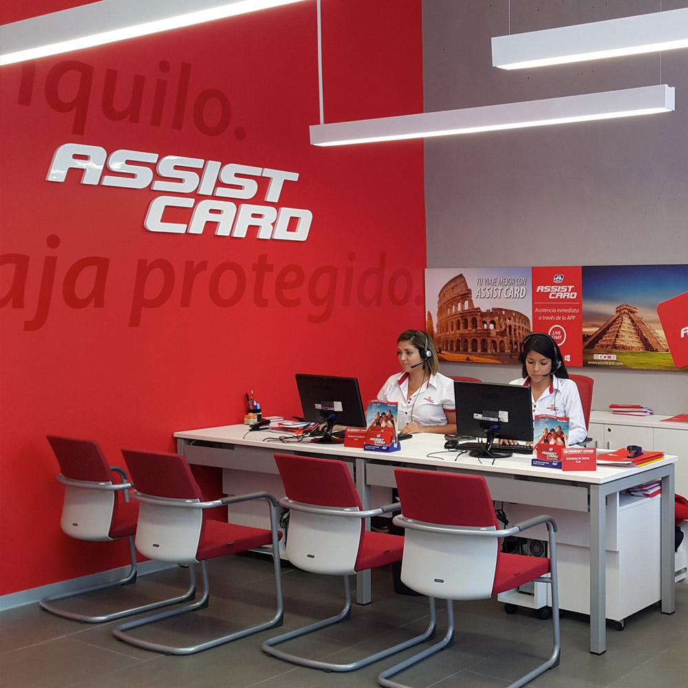 Convenio Assist Card