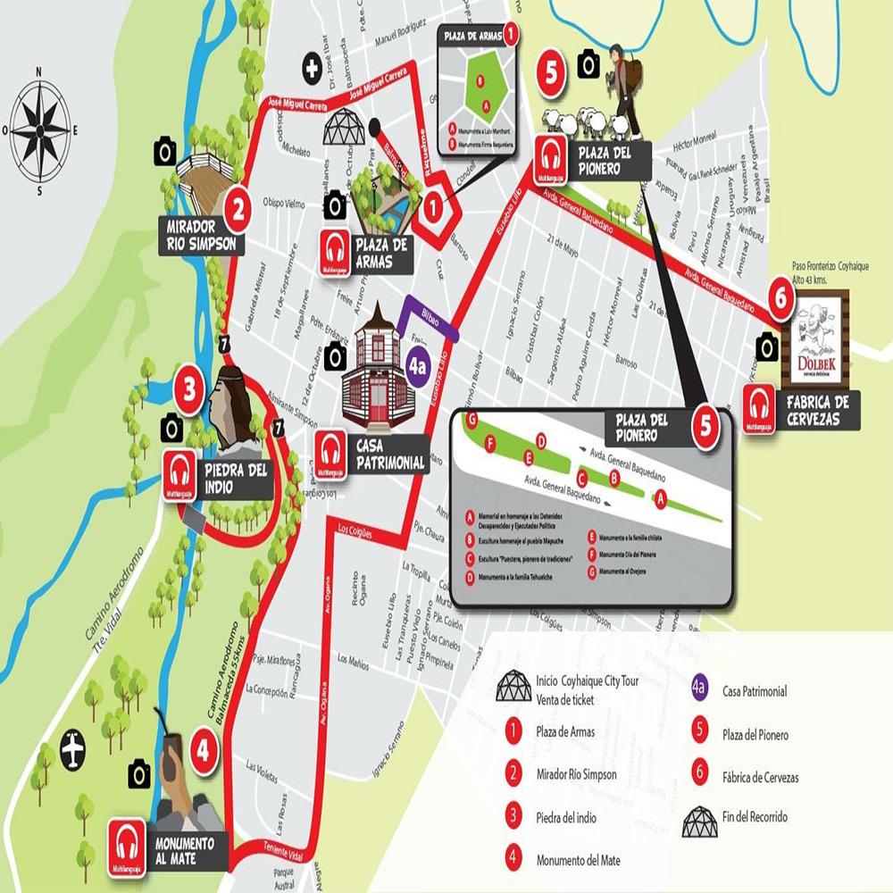 Convenio Coyhaique CityTour