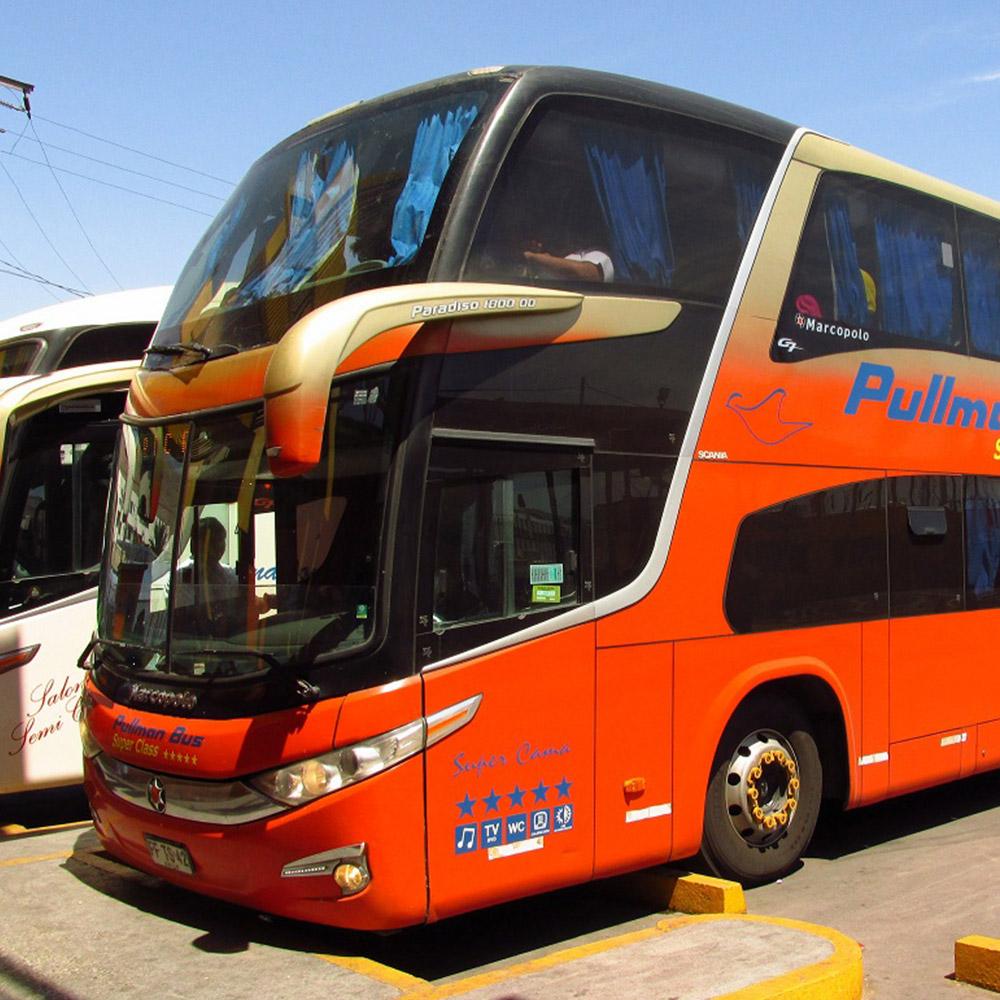 Convenio Pullman Bus