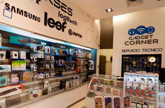 Convenio Gadget Corner
