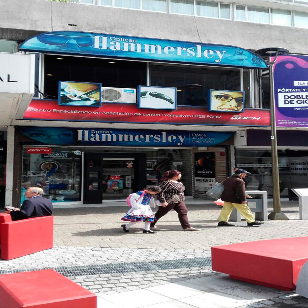 Convenio Hammersley
