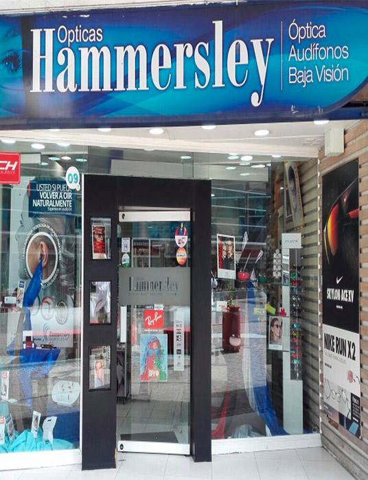 Convenio OPTICAS HAMMERSLEY