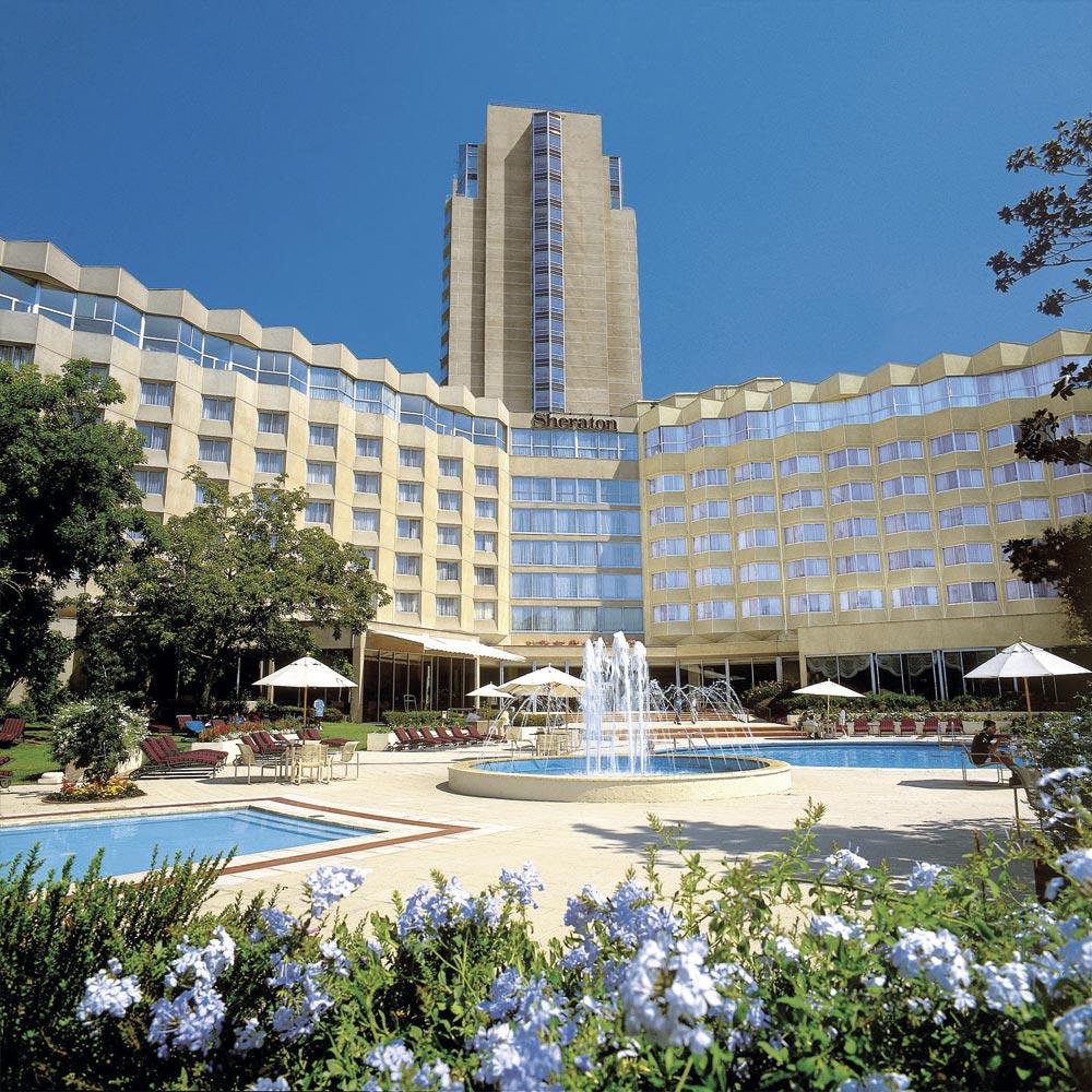 Convenio Hotel Sheraton