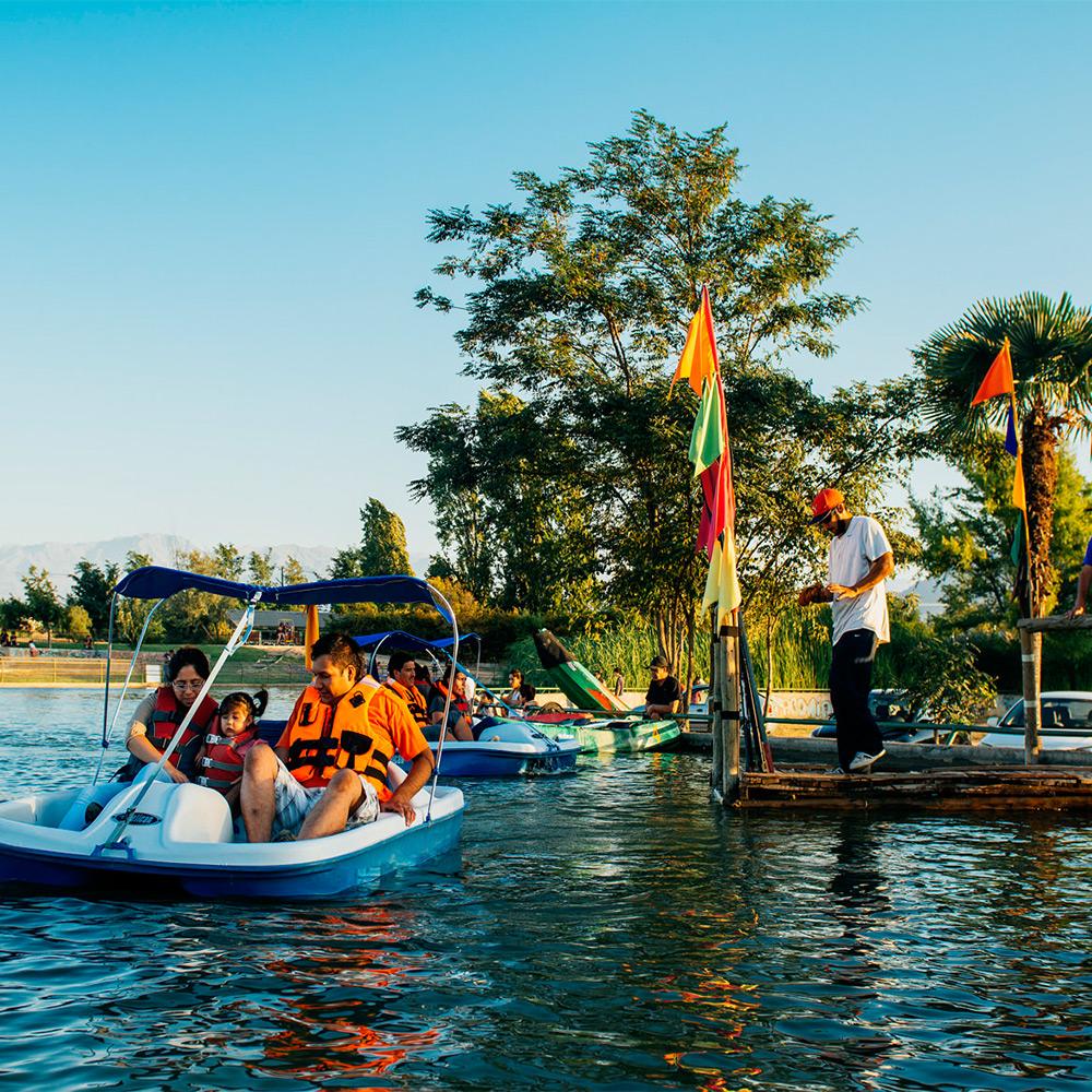 Convenio Kayak