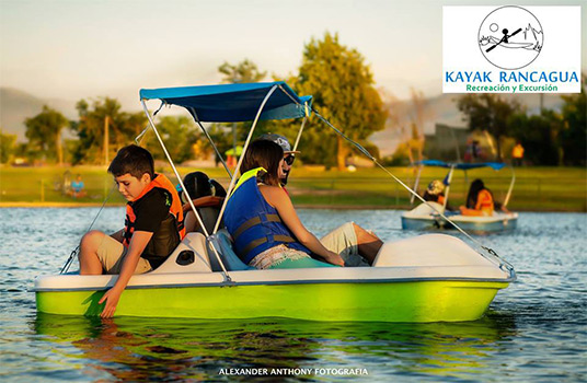 Convenio Kayak Rancagua