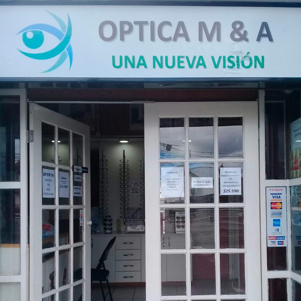 Convenio ÓpticaM&A