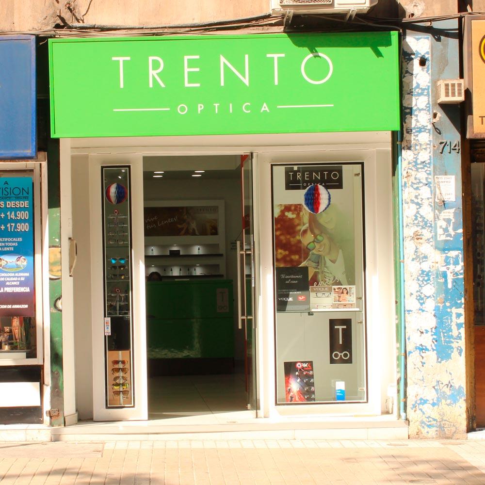 Convenio Trento