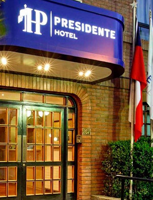Convenio HOTELES PRESIDENTE