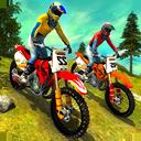 Moto Bike Racing Rider