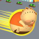 Fat Bouncy Ball Go 3D