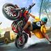 Streets Freestyle Moto Stunts