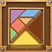 Woody Tangram Puzzle