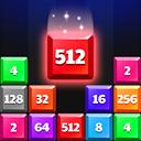 Drop Numbers 2048