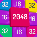 Merge Numbers 2048 Blocks Puzzle