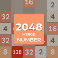 2048: Drop Number