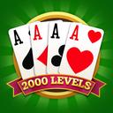 solitaire 2000 levels