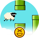 ☻ [VS] Flappy Sheep ROFL