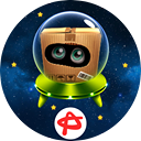 Boxie Space Jump Absolutist
