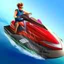 Jet Ski Watercraft Racing