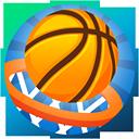 Basketball Bouncy Dunk