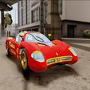 Racing Formula Car