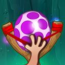 Egg shoot Dynomite Bubble Shoot
