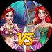 Mermaid Vs Princess Deluxe
