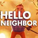 Hello Neighbor Stick Runner Game