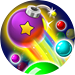 bubble shooter: fire marble