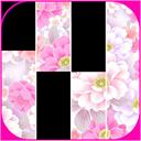 Piano Flower Tiles 2019