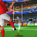 Rugby Kicks: football shooter