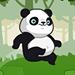 Panda run Adventures Go Animal
