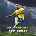 Neymar Golden Boot Soccer