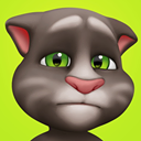 My Talking Tom Angry