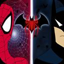 Batman vs Spiderman Racing