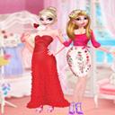 Beautiful Princess Fashion Style