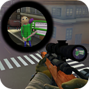 Baldi's Basics Sniper Shooter