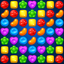 Candy Sweet Story: Match Puzzle