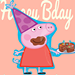 Peppa Pig Cake Cooking