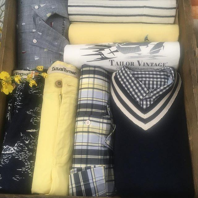Tailor Vintage | Men's Clothing | Casual Style