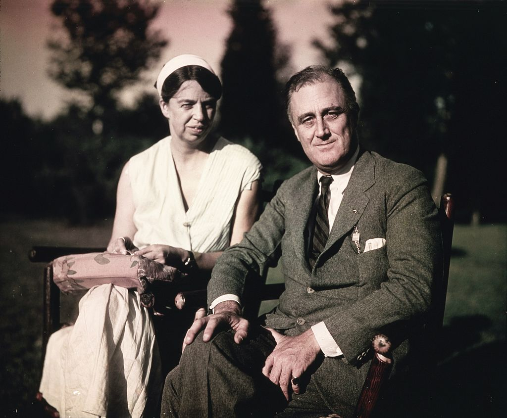 From power brokers to screen legends: Black and white ... |Eleanor Roosevelt Husband