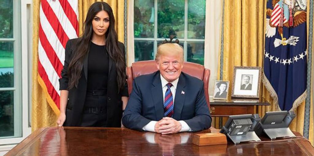 Kim Kardashian | Celebrities Who Got Political | InstantHub