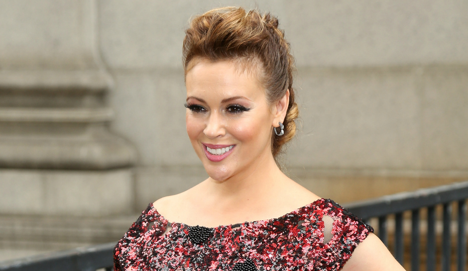 Alyssa Milano | Celebrities Who Got Political | InstantHub