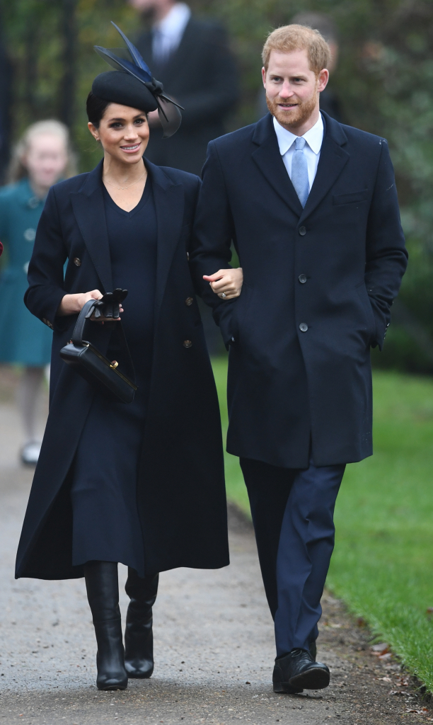 Christmas Service | Best Meghan Markle Outfits | InstantHub