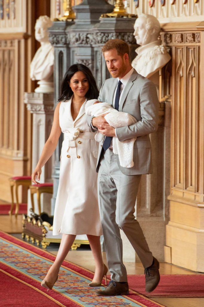 Happy Mother | Best Meghan Markle Outfits | InstantHub