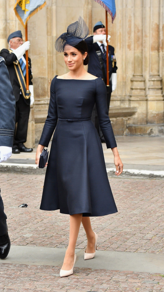 RAF Centenary | Best Meghan Markle Outfits | InstantHub
