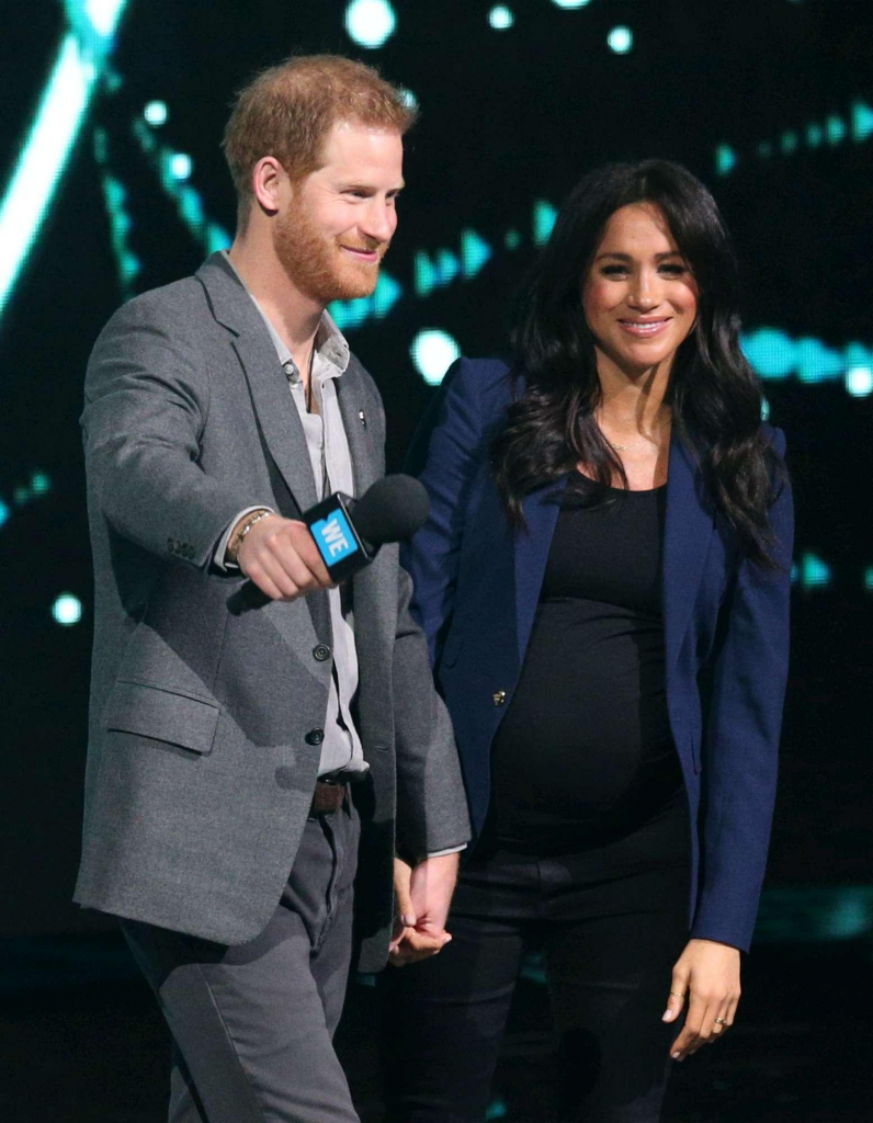 We Day UK | Best Meghan Markle Outfits | InstantHub