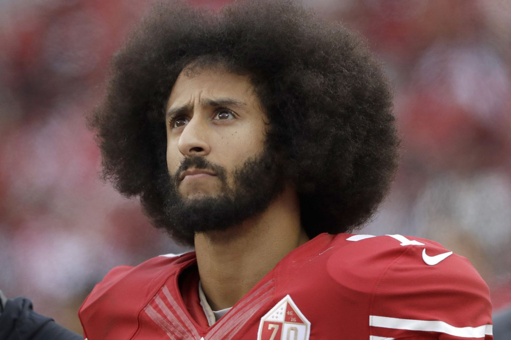 Colin Kaepernick | Celebrities Who Got Political | InstantHub