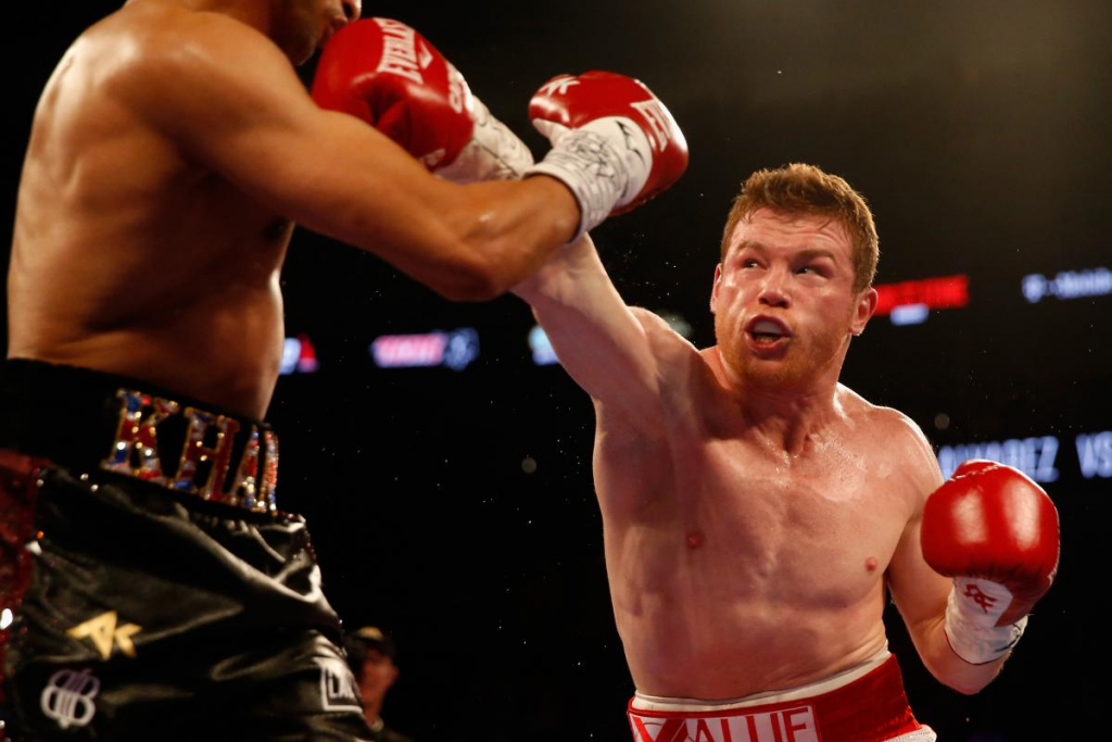 Canelo Alvarez | 10 Highest-Paid Athletes of 2019 | InstantHub